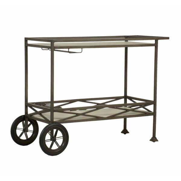 Italia Bar Cart by Summer Classics