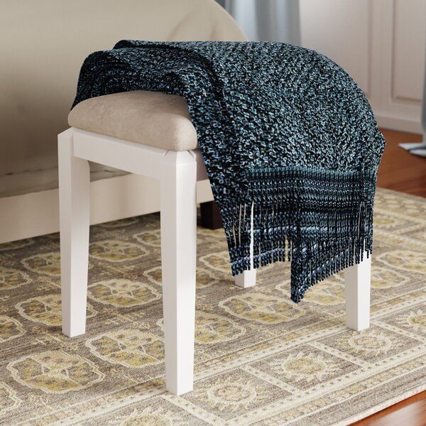 Andalusia Vanity Stool by Darby Home Co