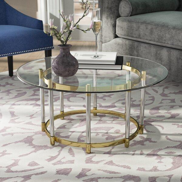 Haydel Frame Coffee Table By Mercer41
