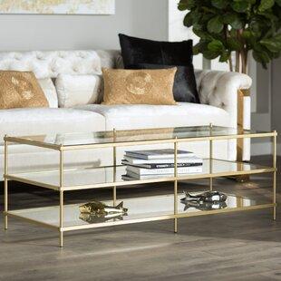 Alvar 3 Piece Coffee Table Set Willa Arlo Interiors