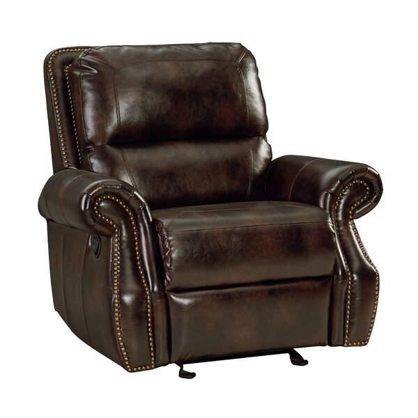 Bechtel Glider Recliner by Alcott Hill