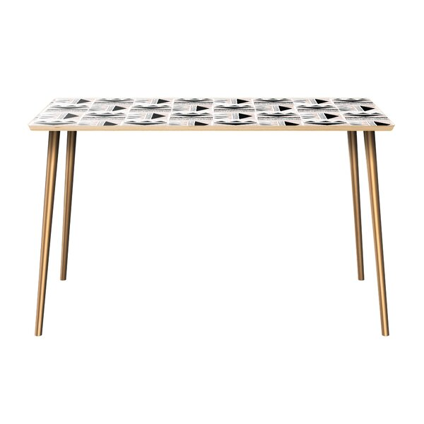 Holgate Dining Table by Bungalow Rose