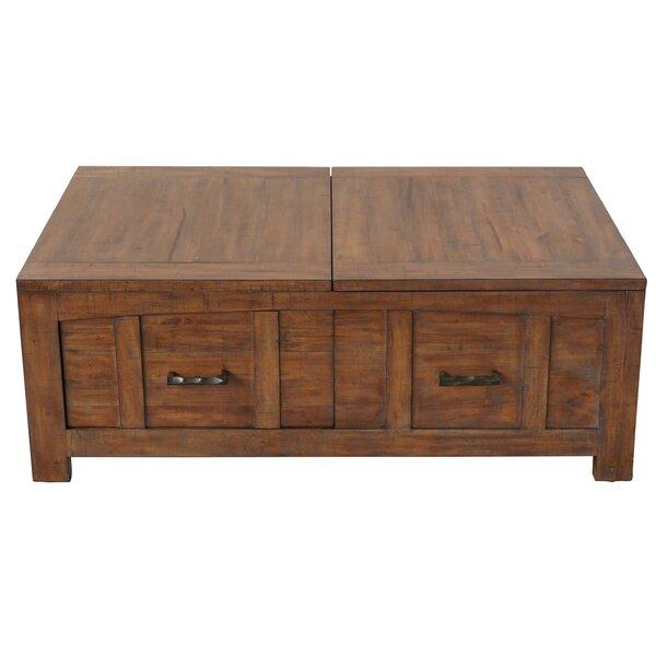 Haylee Coffee Table with Storage by Loon Peak