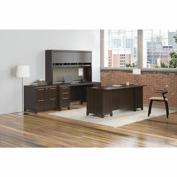 Enterprise 2 Piece Desk Office Suite by Bush Business Furniture