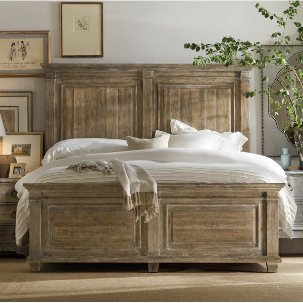Boheme Laurier Standard Bed by Hooker Furniture