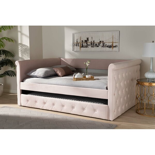 Gerde Daybed With Trundle By Rosdorf Park