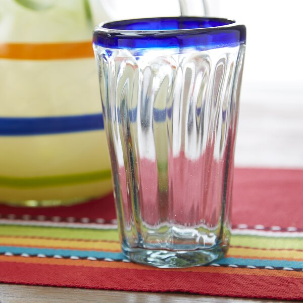Dorgan Juice Glass (Set of 6) by Mercury Row