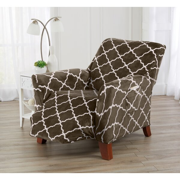 T-Cushion Recliner Slipcover By Alcott Hill