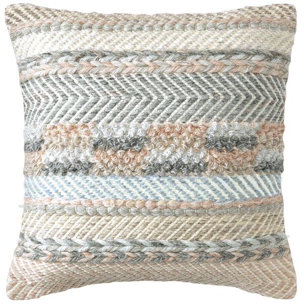 Sand Dune Indoor/Outdoor Throw Pillow by CompanyC