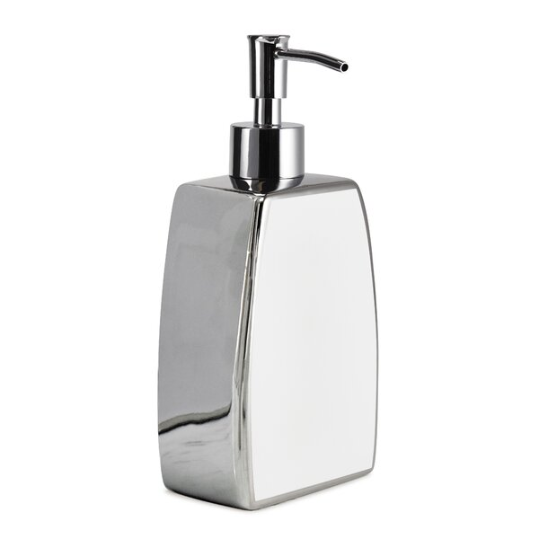 Delancey Lotion Dispenser by Kassatex Fine Linens