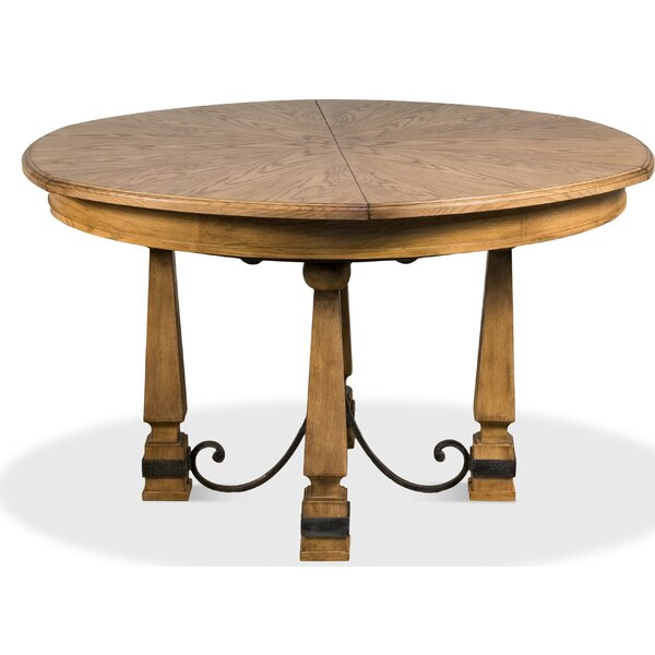 Sharkey Extendable Dining Table by Fleur De Lis Living Fleur De Lis Living