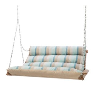 Paloma Deluxe Sunbrella Porch Swing By Rosecliff Heights