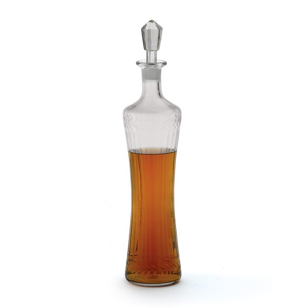 Celeste Smooth Line Decanter by House of Hampton