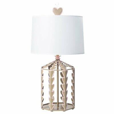 Gold Table Lamp Dakota Fields