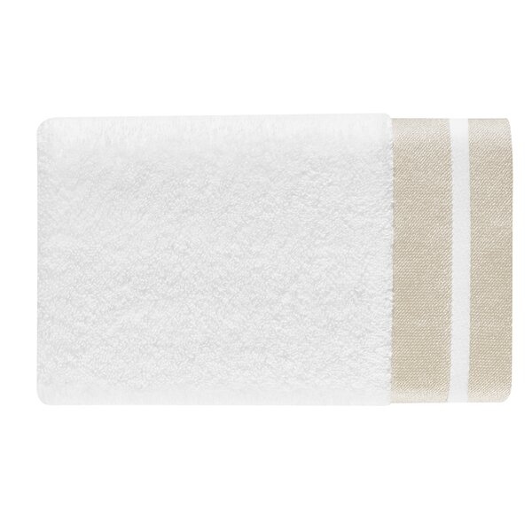 Crowley Turkish Cotton Hand Towel by House of Hampton