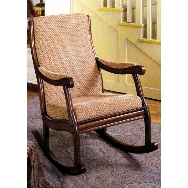 Dilan Rocking Chair By Alcott Hill