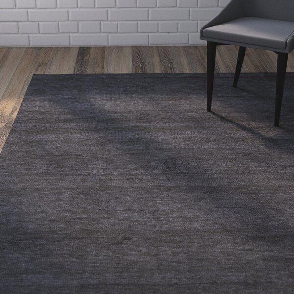 Beagle Charcoal Rug by Brayden Studio