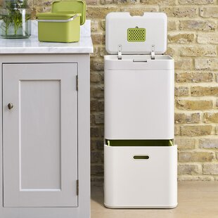 Elegant Kitchen Recycle Bins | Wayfair