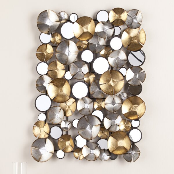 Lumley Metal Wall Décor by Wildon Home ®