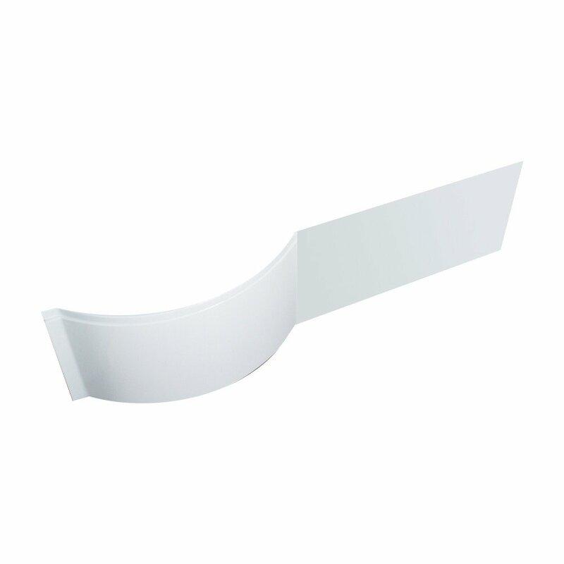 Belfry Basics P Shape Bathtub Side Panel & Reviews   Wayfair.co.uk