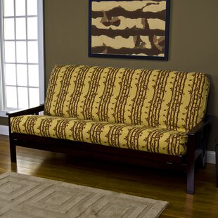 Zipper Box Cushion Futon Slipcover