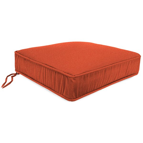Plain Indoor/Outdoor Sunbrella Lounge Chair Cushion by Ivy Bronx