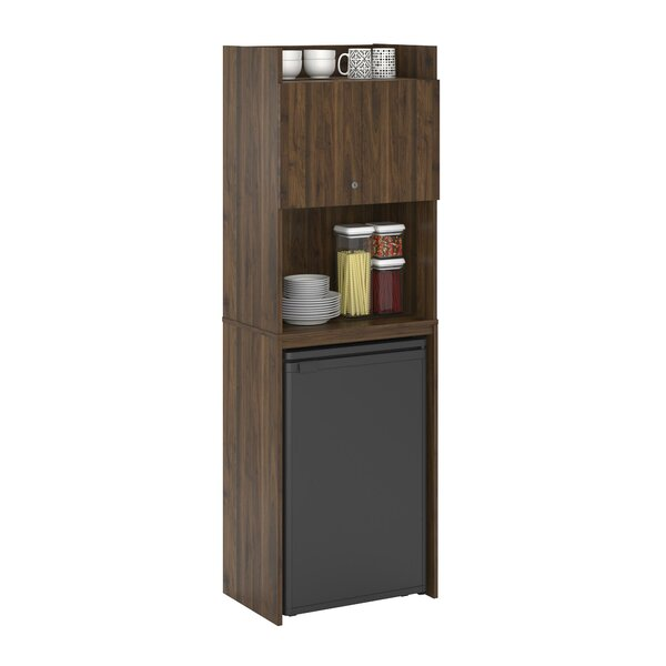 Girard 72 Refrigerator Kitchen Pantry by Wrought Studio