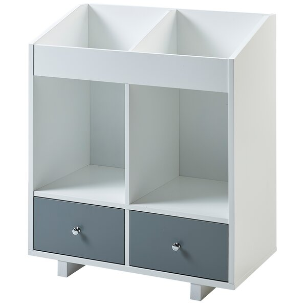 Minimalista Cube Unit Bookcase by VERSANORA