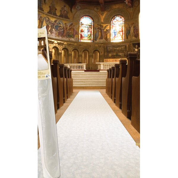Elite Aisle Runner by The Beistle Company