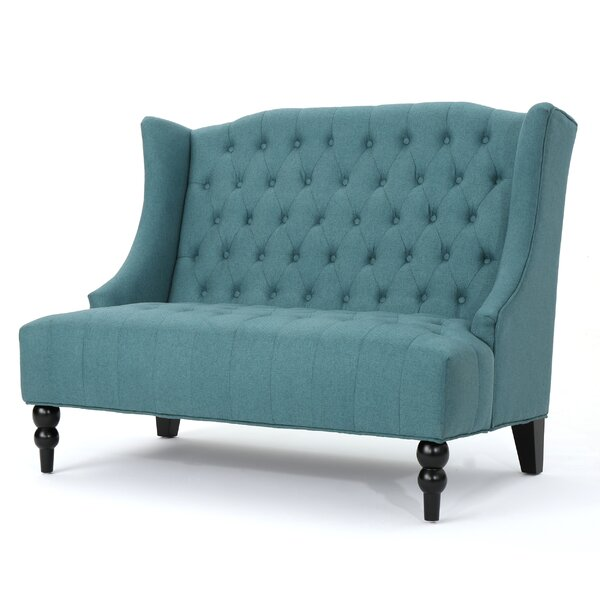 Carolina Traditional Loveseat By House Of Hampton