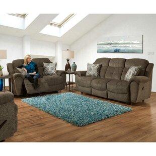 Head Reclining Configurable Living Room Set by Red Barrel Studio®