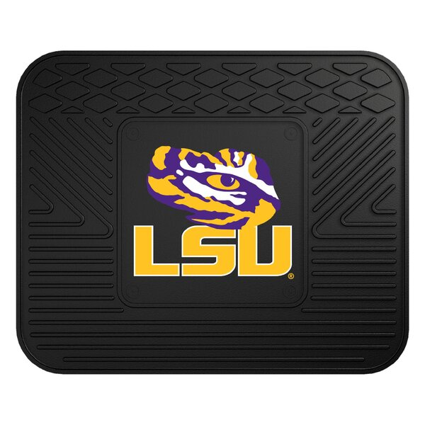 NCAA Louisiana State University Kitchen Mat by FANMATS