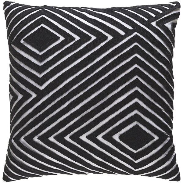 Rieder Cotton Throw Pillow by Brayden Studio
