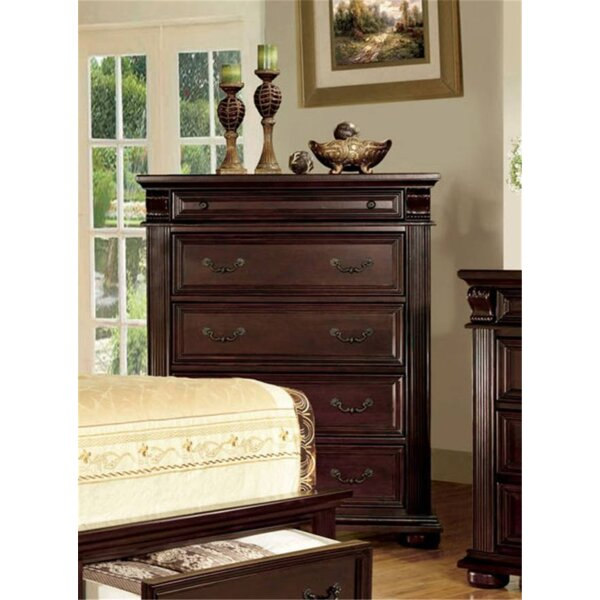 Wanda 5 Drawer Chest by Astoria Grand