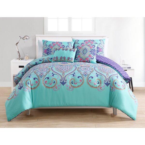 Greber Reversible Comforter Set by Harriet Bee