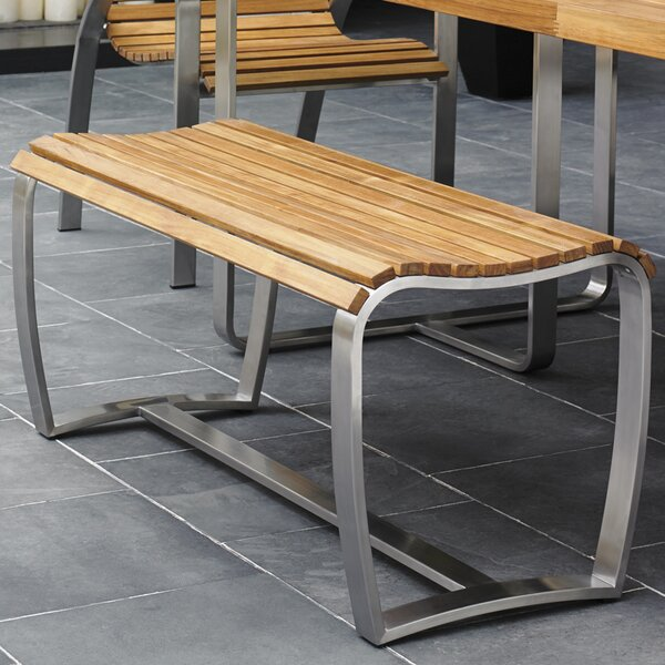 Tres Chic Picnic Bench by Tommy Bahama Outdoor