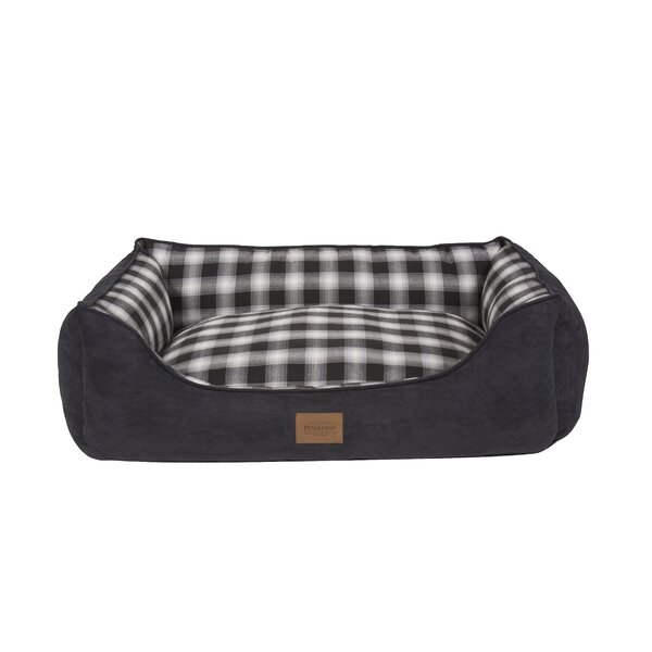 Pendleton Classics Plaid Kuddlers Bolster by Carolina Pet Company