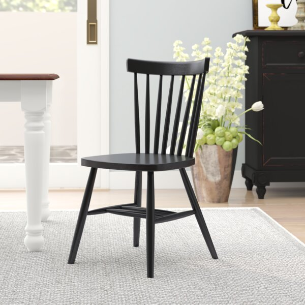 Sofia Arrowback Solid Wood Dining Chair By August Grove August Grove