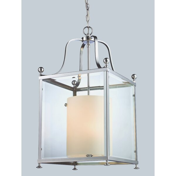 Cullum 6 - Light Lantern Square Chandelier by Darby Home Co Darby Home Co