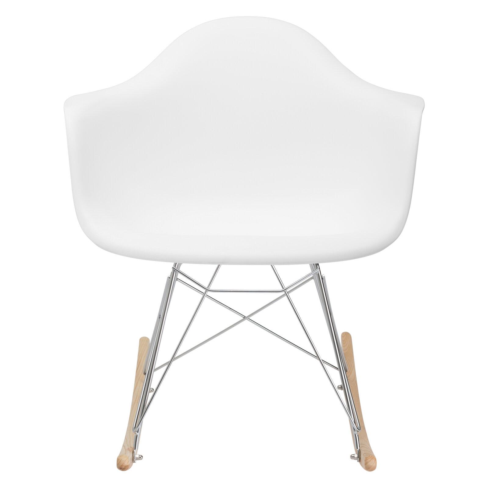 Strange Alfson Rocking Chair Creativecarmelina Interior Chair Design Creativecarmelinacom