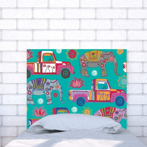 Upholstered Panel Headboard by Noyo Home Noyo Home