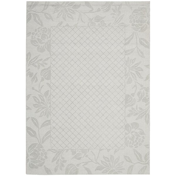 Barcelona Hand-Tufted Seafoam Area Rug by Nourison