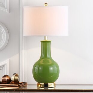 Lime Green Table Lamp Zef Jam