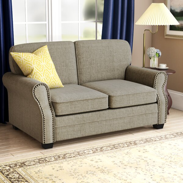 Alcalde Transitional Loveseat by Darby Home Co