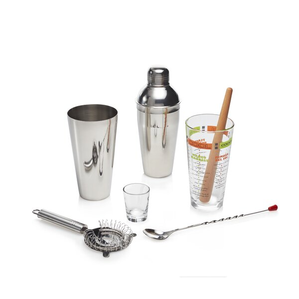 Mixology 7 Piece Cocktail Set by Libbey
