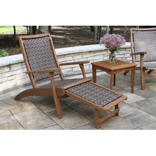Rhett Lounger Patio Chair