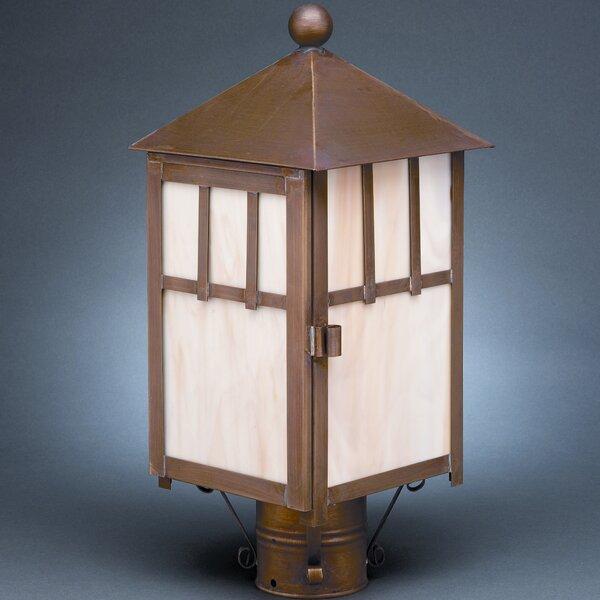Lodge 1-Light Lantern Head by Northeast Lantern
