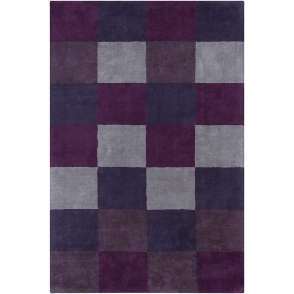 Yiwei Blue Geometric Area Rug by Orren Ellis