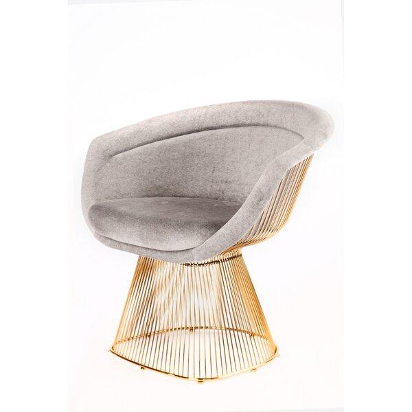 Lulu Barrel Chair By Everly Quinn