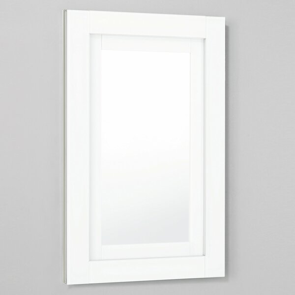Candre 19.25 x 30 Recessed or Surface Mount Medicine Cabinet by Robern